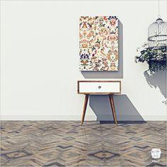 EVERY GRAIN OF SAND. obraz na płótnie 100x70 - wekkokarolina - Wydruki na płótnie