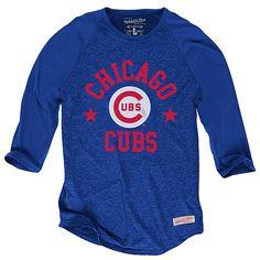 Chicago Cubs Media Guide Raglan T-Shirt - MLB.com Shop