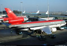 McDonnell Douglas DC-10-30 - Northwest Airlines | Aviation Photo #2587656 | Airliners.net