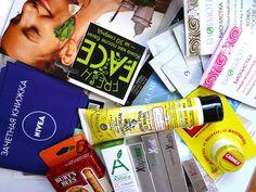 Alenka's beauty: Ура!! Посылки, подарки: Almea, Fresh Face, Carmex,...