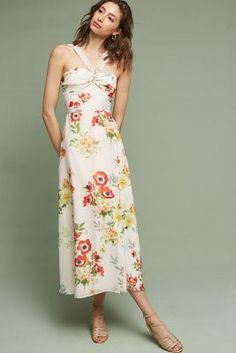 461dc86ef42bc Anthropologie Laysan Floral Dress https://www.anthropologie.com/shop/