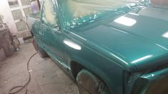 Chevy Truck at F&A AUTO BODY & PAINT