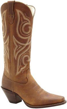 RD3514 Durango Women's Crush Western Boots - Cognac