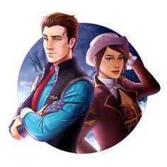 Rhys & Fiona