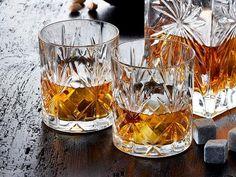 Lyngby Glas Krystal Melodia Whiskyglas Dia. 8 x 9 cm 31 cl 6 stk.