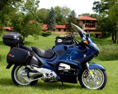 BMW R1150RT, THE Sport Touring Bike to end all ST's