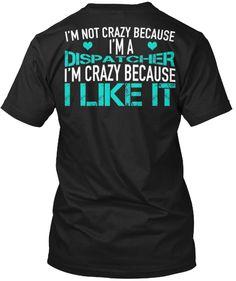 Limited Edition Dispatcher Shirts