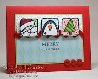 Dilly Beans Stamps: Holidays
