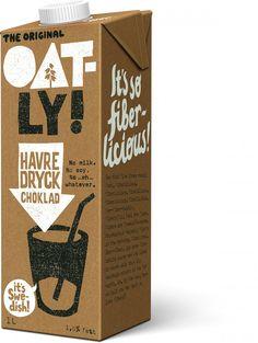 Chocolate Oat Drink | Oatly