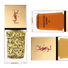 Sizzling-Hot: YSL's Spicy Collection Nail Polish