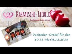 Dualseelen-Orakel für den 30.11 bis 06.12.2015 ♥ | Karmische-Liebe.de