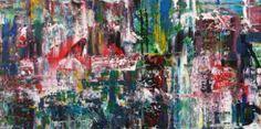 "Saatchi Art Artist Jora Nelstein; Painting, ""Red Jungle"" #art"