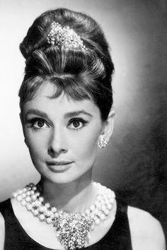 Surprising Audrey Hepburn Updo Tutorial Audrey Hepburn Hair Halloween Short Hairstyles For Black Women Fulllsitofus