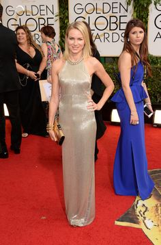 Naomi Watts - Golden Globes 2014