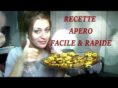 RECETTE APERO JOUR DE L'AN - SIMPLE ET RAPIDE - YouTube Parmesan, Tapas, Simple, Cereal, Cocktails, The Originals, Vegetables, Breakfast, Blog