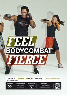I Would Love To Get A Body Combat Class Going At ClubX