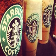 Starbucks Coffe, London