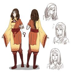 DeviantArt: More Like Legend of Korra OC: Anika by Black-pantheress Avatar Aang, Avatar Airbender, Team Avatar, Avatar Cosplay, Zuko, Character Concept, Character Art, The Last Avatar, Avatar Series