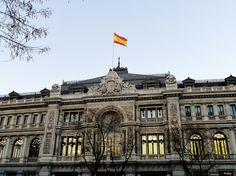 Banco de España en Cibeles