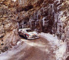 Lancia 037, Monte Carlo