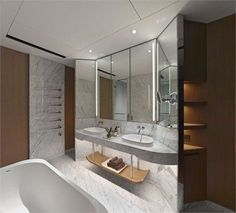 bath room: