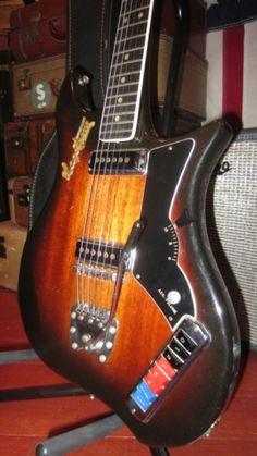 1963 Hagstrom Impala Sunburst > Guitars : Electric Solid Body - Rivington Guitars | Gbase.com