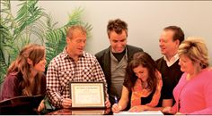 Record Deal signed - Liberty Champion