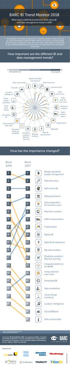 BI Trend Monitor Infographic