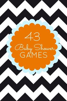 boy baby shower games and activities