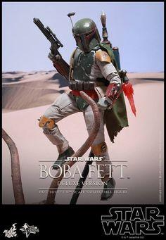 Une nouvelle figurine Boba Fett par Hot Toys