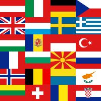 Toporopa learning games: Geography of Europe Pays Europe, Flag Of Europe, Map Quiz, Flags Of The World, Learning Games, Teaching Spanish, Human Rights, Romania, Games