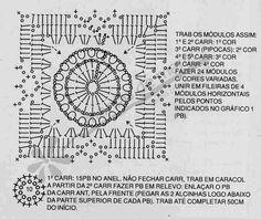 schémas crochet