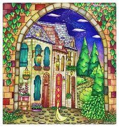 Romantic Country Third Tale Faber Castell 120  #coloringbookforadult #coloring #coloringmasterpiece #ilovecoloring #lakaik #coloriage #beautifulcoloring #artecomoterapia #romanticcountry3 #romanticcountrybook3 #FaberCastell #coloringbook #eriy #romanticcountry #eriy06 #romanticcountrycoloringbook #著色畫 #著色趣 #著色 #塗鴉 #大人の塗り絵 #コロリアージュ #ぬりえ #色鉛筆 #趣味 #油性色鉛筆 @eriy06 #浪漫國度