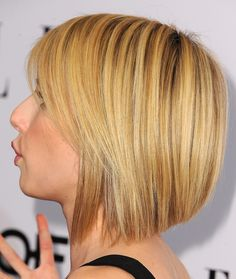 Emma Roberts gets a bob! What do you think? Vote when you click!
