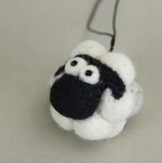 super cute sheep