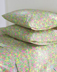 Lily Pulitzer - Painter's Palette Percale Bedding