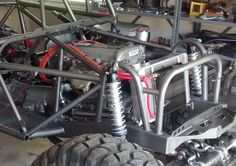 Front end tube and rad Yet another Pro-Mod build - JHF chassis - Page 3 - Pirate4x4.Com : 4x4 and Off-Road Forum
