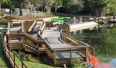 plastic wooden waterproof wpc dock deck