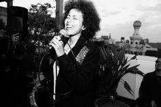 Khaoula Bouchkhi..Soul & Funk en la terraza del Hotel Pulitzer!