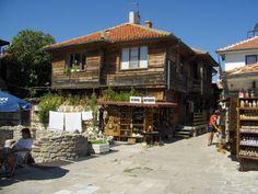Nessebar Bulgarije