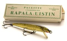 When Lauri Rapala carved his first lure, it's certain he had no idea of the impact it would have on the rest of the angling world. He was simply trying to create an effective way to catch more fish to feed his growing family.