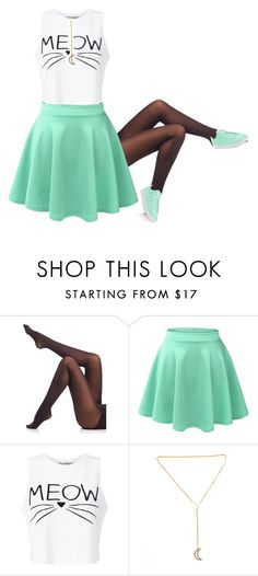 """""""Holy Halo 12"""" by ashyrosepetal on Polyvore featuring SPANX, LE3NO, Miss Selfridge and adidas"""