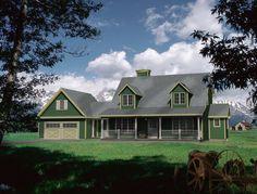 Loft and Bonus Room - Two Plusses - 22026SL   Country, Farmhouse, 1st Floor Master Suite, Bonus Room, Butler Walk-in Pantry, CAD Available, Loft, PDF   Architectural Designs