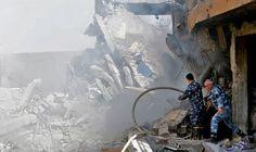 """بورجيس يكشف تفاصيل الهجمة الثلاثية على سورية السبت: استعرض الكاتب الصحافي """"جوريان بورجيس"""" في مقال له عن الهجمات الجوية التي شنتها القوة…"""