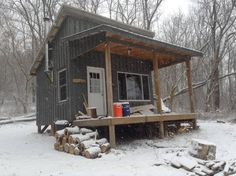 Secluded Cabin #2 Artist/Writer/Spiritual Retreat - Cottages for Rent in Wellsburg, West Virginia, United States