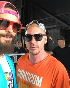 JARED and SHANNON LETO  01.08.2017 BURGETTSTOWN