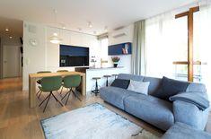 Apartament zaprojektowany nowocześnie, ale i ponadczasowo - PLN Design