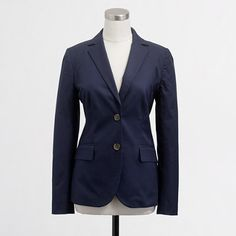 J.Crew Factory - Factory suiting blazer in cotton