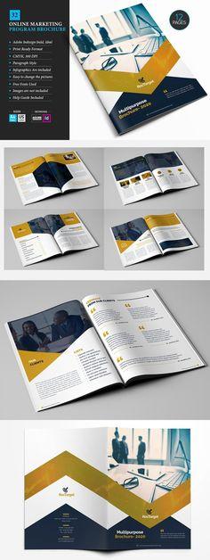 Multipurpose Brochure Template 32