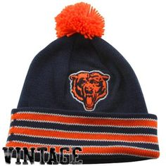 Chicago Bears Vintage knit hat